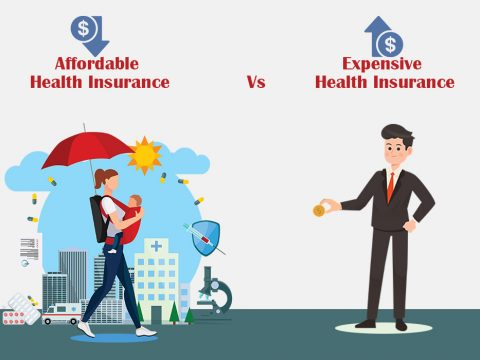 Affordable Health Insurance Vs Expensive Health Insurance